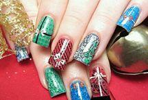 Christmas Nails / Xmas nails