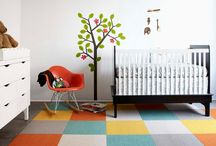HOME: NURSERY  / Nursery organizing and design tips and ideas gathered by San Francisco-based ShirfulDesigns  |  Want more? visit www.shirful.com & www.facebook.com/shirful / by Shirful |  Shiri (Gamon) Weinstein