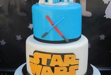Star Wars Birthday Party / by Kristin Wheeler