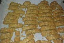 κουλουράκια μπισκότα