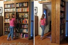 Bookcases / by Steph Bargainfun