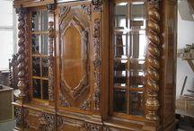 antik - møbler