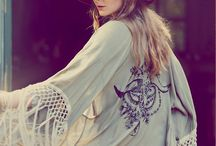 Kimono living  / Relaxed and chilled