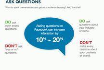 Social media | Infographics, video & blogs