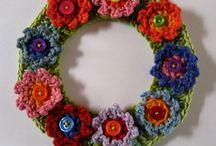 crochet ~ flowers / by Kimberly K