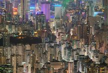 Hong Kong / To do. Places to visit. When in Hong Kong.