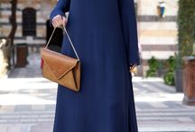 Long and Hijab dresses