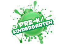 Pre-K/Kindergarten / Where SPLAT Pre-K and K teachers can get creative.