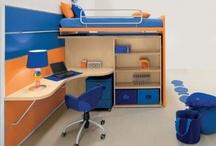 House: Kids Room Ideas / Teen bedrooms, kid bedrooms, nursery ideas, and playroom ideas.