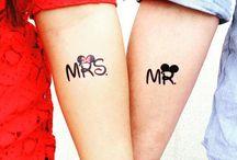Tatuagens de casais