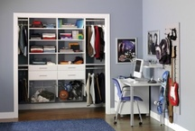 Home: Closets & Pantries / by Lauren V