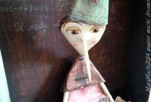 Fairy tales Papier maché / http://marymache.wix.com/marypaper#!fairy-tales/c1osb