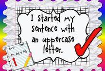 Kindergarten Writing / by Jennifer Leiss