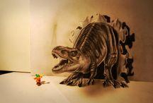 dessins incroyables