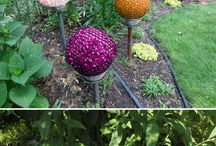 Garden Crafts / DIY garden crafts to enhance your gardening experience and add decor to your outdoor space.