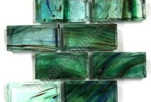 Glass tile art