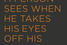 words / by Elizabeth Devolder