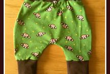 Créations couture bébé / Couture