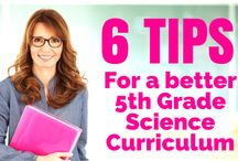 6 Tips for Improving 5th Grade Science Curriculum / Here are some tips for making your 5th grade curriculum even better through interactive science and hands-on experiences.