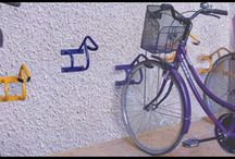 Bicycle Parking / A New & Revolutionary way to Park Bicycles