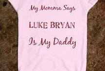 Luke Bryan♥♡♥♡ / My minor obsession.... AKA one of my husbands <3 / by Lakin Miller