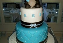 Baby Shower Cakes / by We Take The Cake
