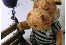 Тедди мишки / Самые красивые игрушки