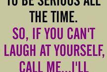 Don't take life so serious