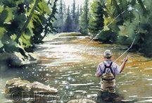 fiske bilder