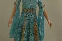 beaded doll clothes