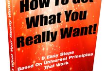 Free eBook - Goals and How To Get What You Want Using Universal Laws / How to decide what you want and how to get it using proven conscious and sub-conscious principles