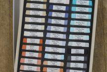 pastels box