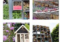domki dla owadów