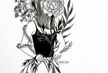 Henn kim's art
