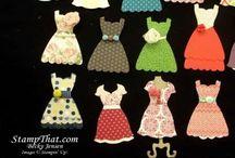 Cards- Dress