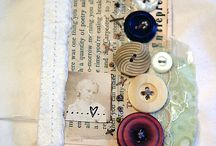 ATC's/Tags / by Susan Jenkins