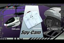 Spy Camera 2 RC Helicopter