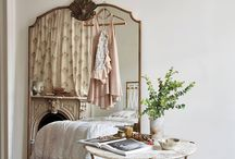 bedrooms and boudoirs / by Meg Mcgilp