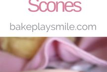Bake, smile, play receipes