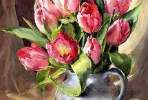 tulipán donna ball