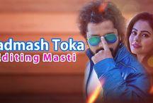 Badmash Toka - Odia New Movie | Editing Time  Masti