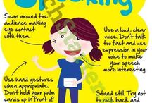 Kids public speaking ideas