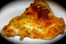Main Dish Recipes / by Shelley Frady~Ground Beef Budget Cooking & More