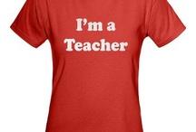 because I'm a teacher.. / by Magy Ams