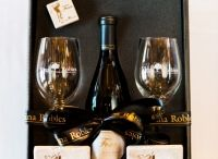 Valentine's Day for Wine Lovers / Valentine's Day ideas for the wino and foodie