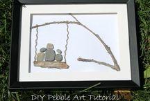 pebble art tutorials