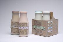 Milkshake Branding Inspiration