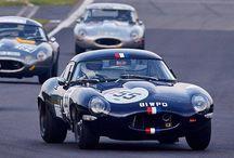 No better space to race. Vintage Jaguar racers experience the #OldTimerGP this weekend. #Nurburgring #Vintage #Etype #Racing - photo from jaguar http://ift.tt/1HB6yHm