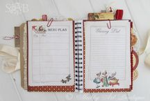 Holidays - Xmas Planners / All free printable christmas planners