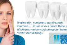 Mercury Safe Dentistry / At Virtue Dental Care, our patient's health and well-being are very important to us.